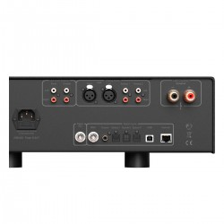Hegel H390 Amplificador Integrado Black